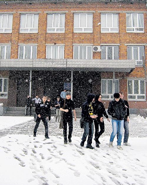 В этом балашихинском ПТУ малолетние отморозки учились…