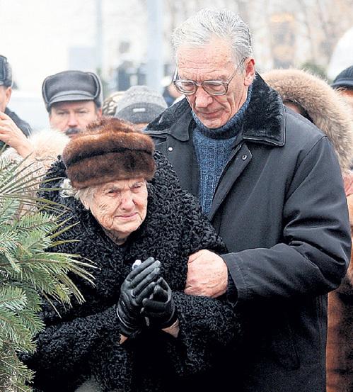 После смерти Сашеньки единственной опорой для Людмилы Александровны был сын Роберт. А теперь и его не стало… Фото Ивана ТИМОШИНА/«Комсомольская правда»