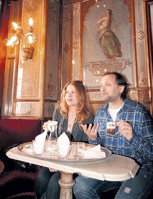 На площиди Сан-Марко уже почти три столетия соседствуют два знаменитых кафе: любимое БРОДСКИМ