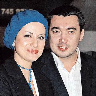 Анна КОВАЛЬЧУК с мужем Игорем КАПУСТИНЫМ. Фото: KP.RU