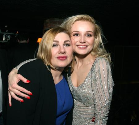 Ева ПОЛЬНА и Полина ГАГАРИНА