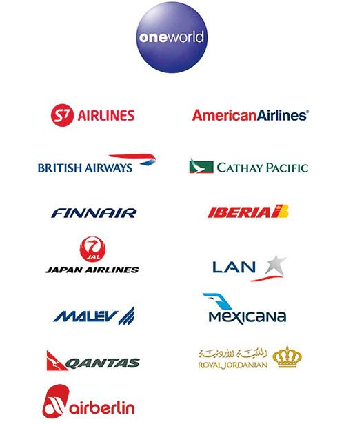 Членами OneWorld скоро станут Kingfisher Airlines, Malaysia Airlines