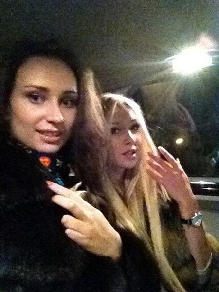 Дочка Анастасии ЗАВОРОТНЮК отрывается в ночном клубе