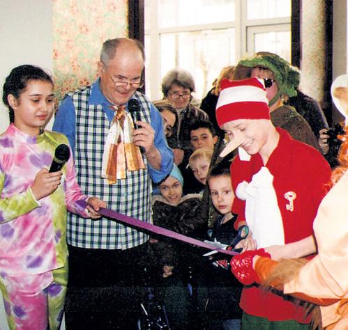 В Зеленоградске Калининградской области открылся Дом-музей Буратино. Местные жители уверяют туристов, что именно здесь жил деревянный мальчик из произведения Алексея ТОЛСТОГО
