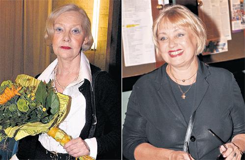 Людмила САВЕЛЬЕВА и Елена ШАНИНА никогда не упрекали Александра и не устраивали разборок своему любимому мужчине (фото слева - PhotoXPress)