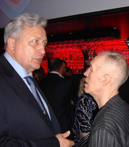 Александр ЯКУШЕВ, Вячеслав АНИСИН