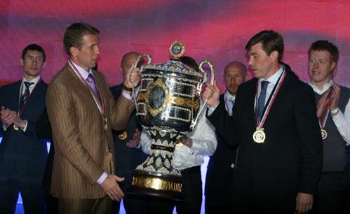Юрий БАБЕНКО и Алексей КУДАШОВ