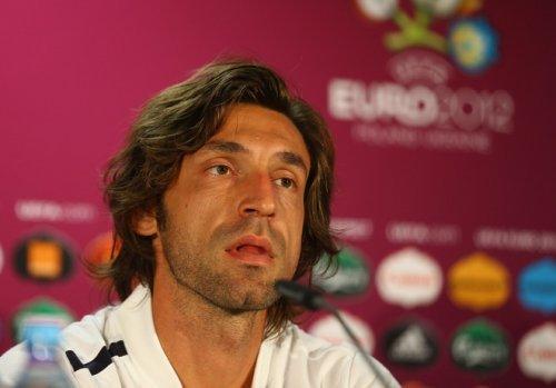 Гол Андреа ПИРЛО не помог Италии победить хорватов. Фото: «РИА Новости».