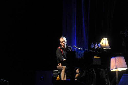 Концерт Хью ЛОРИ в Москве (фото РИА