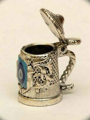 Напёрсток- чайник из Турции