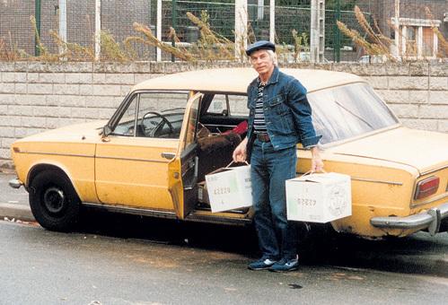 После развода с француженкой Александр ЗАЦЕПИН на старых «Жигулях» вернулся на родину