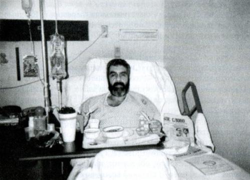 В больнице Нью-йорка после очередного запоя