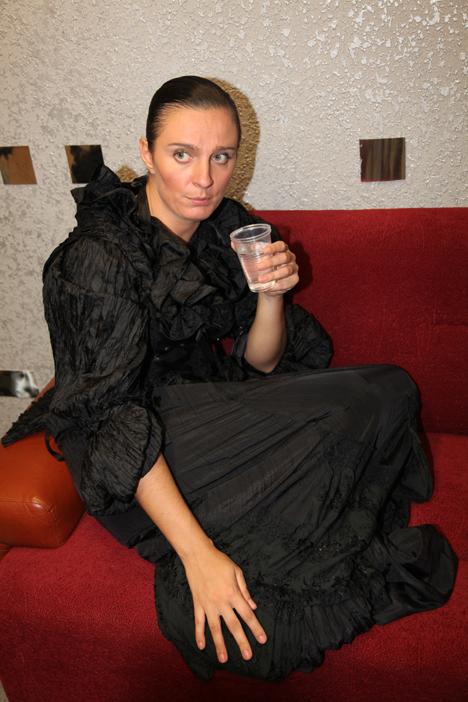 Елена ВАЕНГА (фото Ларисы КУДРЯВЦЕВОЙ).