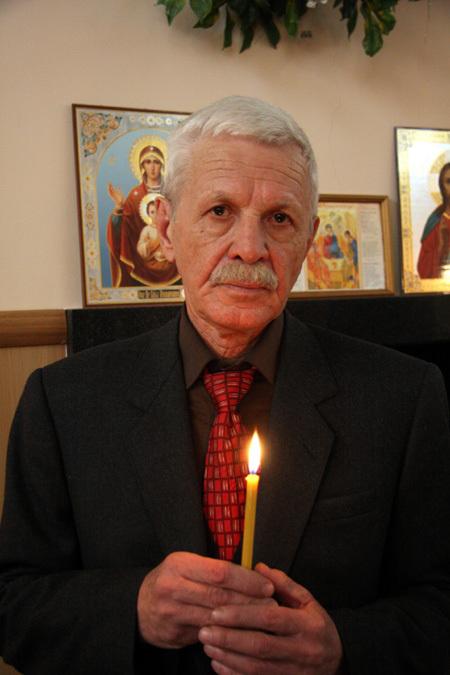 Актёр и режиссёр Михаил СЕЛЮТИН