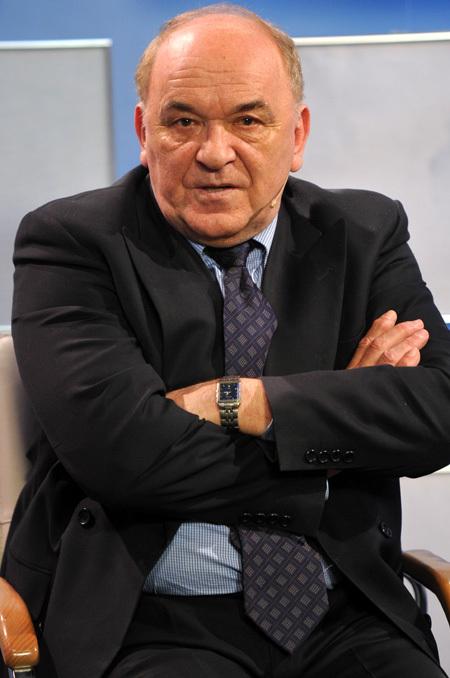Виктор БАРАНЕЦ (фото Владимира ВЕЛЕНГУРИНА)