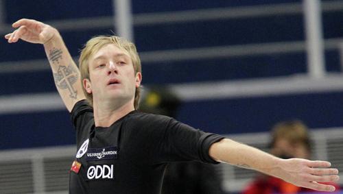Евгений  Плющенко перенес операцию по замене межпозвоночного диска. Фото: «РИА Новости»