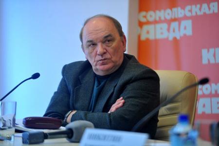 Виктор БАРАНЕЦ (фото Евгении ГУСЕВОЙ)