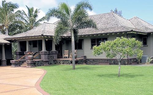 За скромную на вид постройку «калийный король» не пожалел $20 млн. Фото: villa-world.com