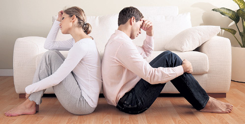 Раздел имущества между супругами - больная тема