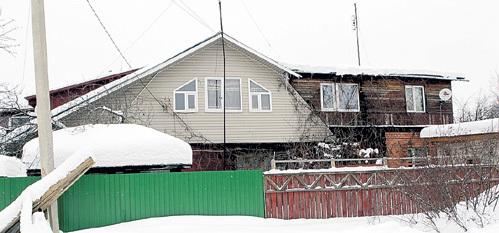 Дом в Подмосковье, где живёт ЁЛКА с мужем и его родителями