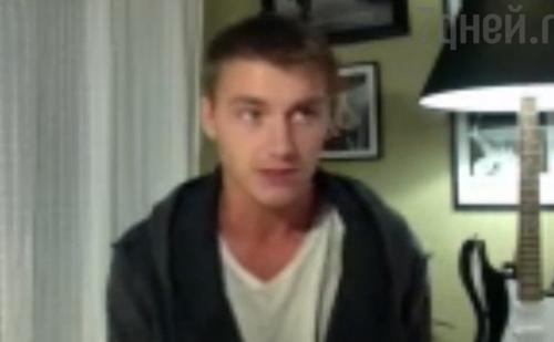 Алексей ВОРОБЬЕВ дает видеоинтервью (фото «7Дней»)