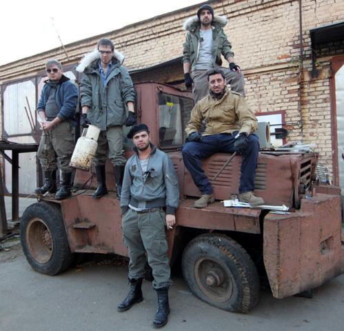 «Градусы» - сейчас самая перспективная рок-группа на отечественной сцене
