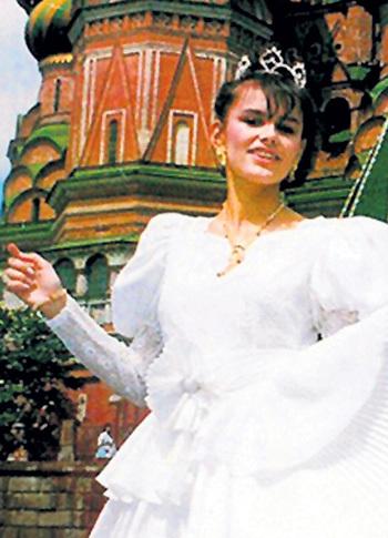 Первая русская «Мисс» - Маша КАЛИНИНА сегодня живёт в Калифорнии и работает тренером по йоге