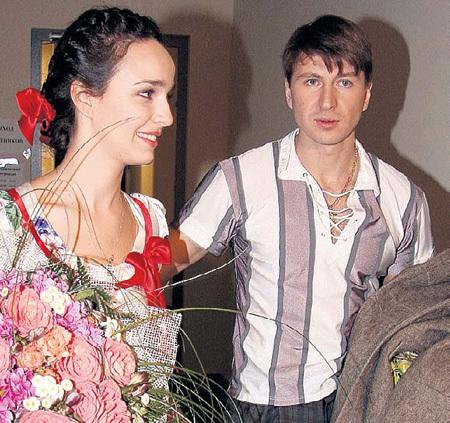 Роман с Алексеем ЯГУДИНЫМ был недолгим