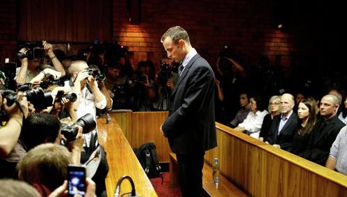 Оскар ПИСТОРИУС сможет выезжать заграницу. Фото: РИА «Новости»
