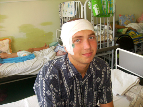 17-летний Иван ЛАКАТАШ чудом остался жив