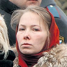 ...настоящая сестра Влада ГАЛКИНА