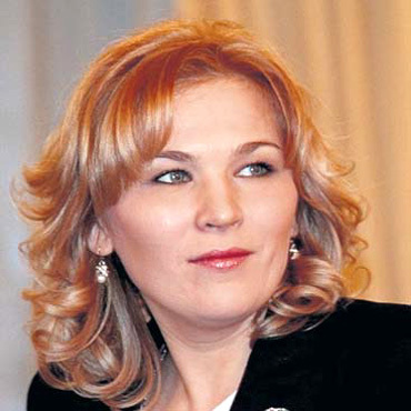 Первая жена актёра Елена ШЕШЕТИНА сейчас счастлива в браке с другим. Фото: vk.com