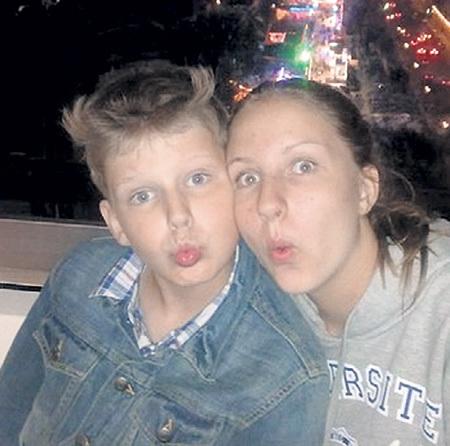 Даня и Полина - гордость папы и мамы. Фото: vk.com