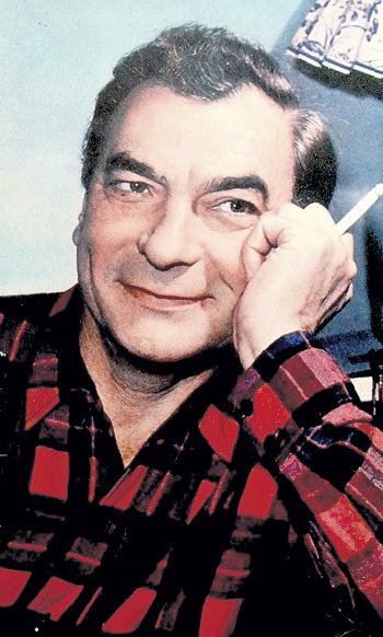Услышав в 1981 году в программе «Время», что стал народным артистом СССР, Пётр ГЛЕБОВ не поверил своим ушам. Фото: kinopoisk.ru
