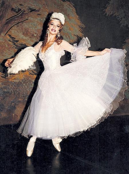 ТРУБНИКОВА блистала в ведущих партиях на сцене Московского академического музыкального театра