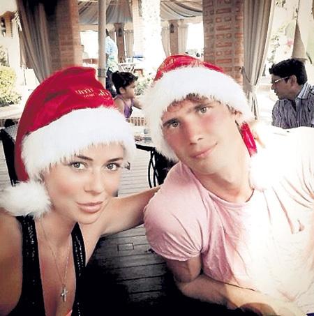Новый, 2014 год Вероника и Антон вряд ли встретят вместе