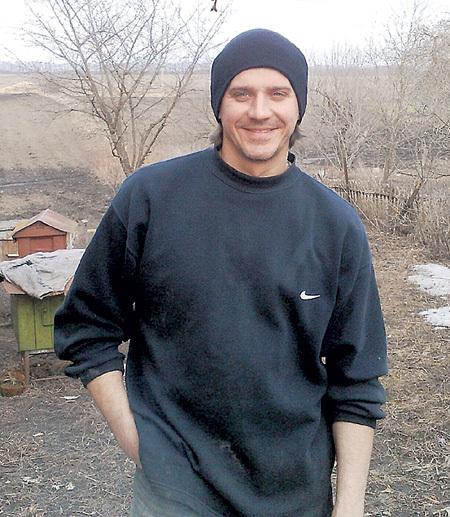 Актёр часто гостит на Украине в деревне у мамы