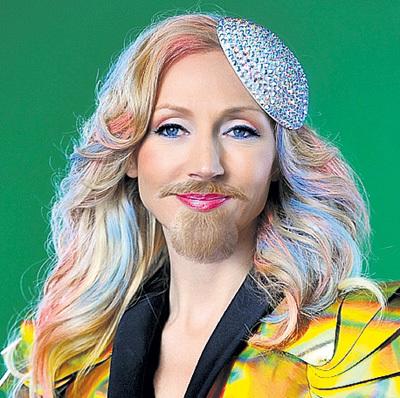 Картинки по запросу австрийский трансексуал певец