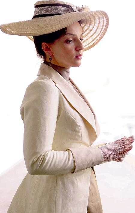 В «Куприне» Ирина органично сыграла чувствительную княгиню