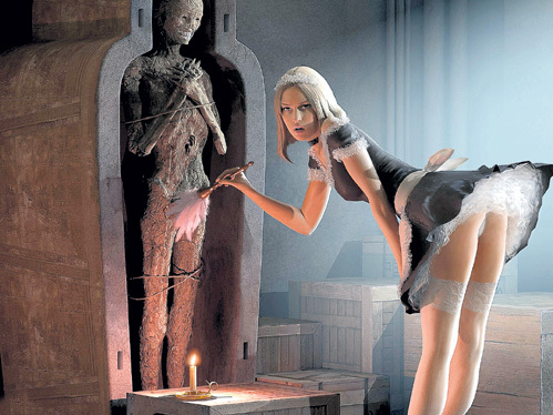 Доживать век, превращаясь в мумию, никто не хочет - геронтологи ищут способ надолго сохранить красоту и здоровье