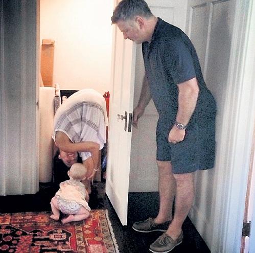 Перед Кармен Габриэлой с младых ногтей пример здорового образа жизни родителей