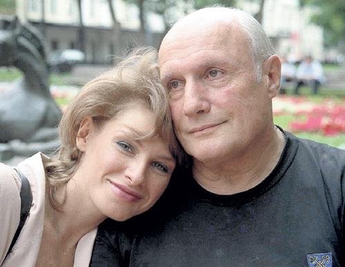 Ирина и Александр прожили в счастливом браке 17 лет