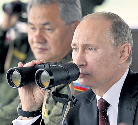 Президент с уверенностью смотрит в будущее. Фото: © Reuters