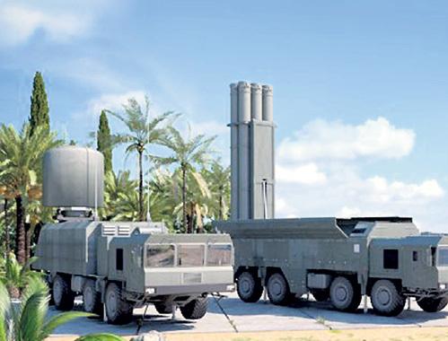 ...и через минуту в воздухе уже сотня ракет, способных достичь любых целей на юго-востоке США