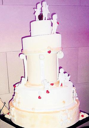 Аскетичный с виду торт оказался божественным на вкус!