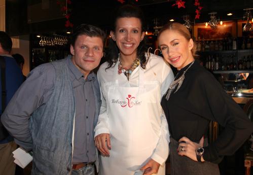 Елена БОРЩЕВА с мужем