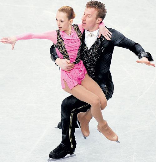 Юлия АНТИПОВА и Нодар МАЙСУРАДЗЕ уже полгода не видят друг друга. Фото: РИА «Новости»