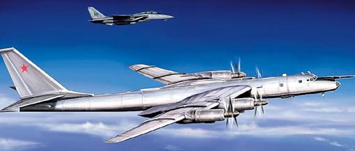 Ту-142 с 1977 г. остаётся грозой подлодок потенциального противника. Взрывные сбрасываемые источники звука их обнаруживают и оглушают, делая неуправляемыми