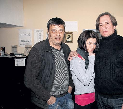 МУСКАТИН, БОЧКАРЁВА и ЧЕЛОБАНОВ собирались вместе взорвать музыкальную бомбу