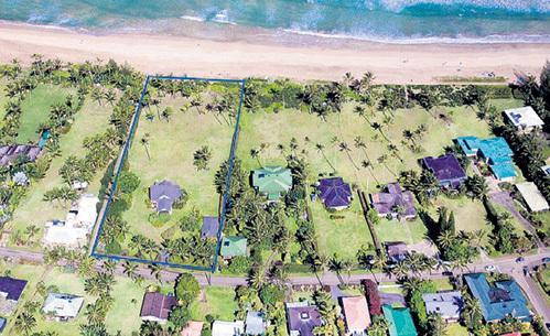 Поместье кинозвезды находится на престижном северном берегу острова Кауай